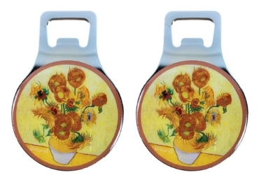 custom Sunflowers Bottle Openers wholesale manufacturer and supplier in China