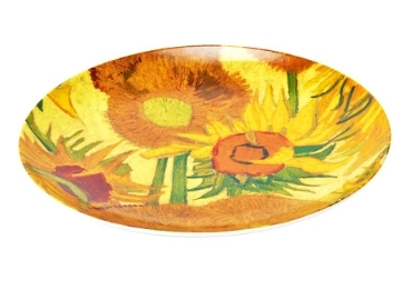 custom Sunflowers Souvenir Plate wholesale manufacturer and supplier in China