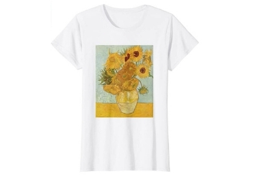 custom Sunflowers Women T-shirts wholesale manufacturer and supplier in China