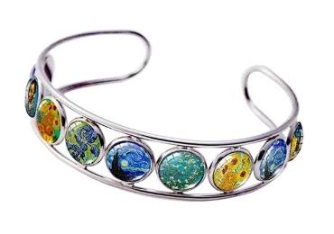 custom Van Gogh Art Bracelet wholesale manufacturer and supplier in China