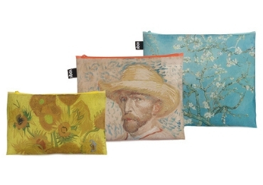 custom Van Gogh Cosmetic Bag wholesale manufacturer and supplier in China