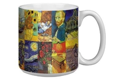 custom Van Gogh Souvenir Mug wholesale manufacturer and supplier in China