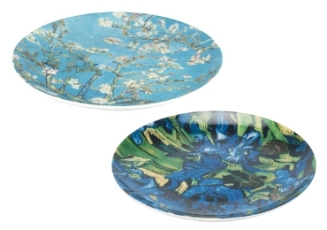 custom Van Gogh Souvenir Plates wholesale manufacturer and supplier in China