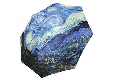 custom Van Gogh Souvenir Umbrella wholesale manufacturer and supplier in China