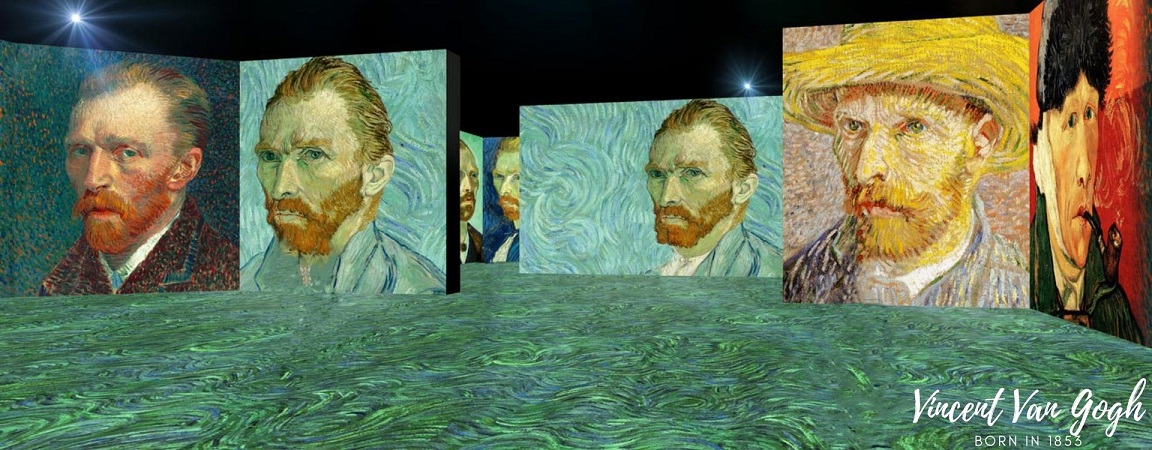 custom Vincent van Gogh souvenirs wholesale manufacturer and supplier in China