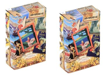 custom Vintage French Cigarette Boxes wholesale manufacturer and supplier in China