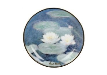 custom Water Lilies Ceramic Mug wholesale manufacturer and supplier in China