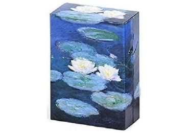custom Water Lilies Cigarette Box wholesale manufacturer and supplier in China