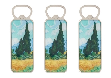 custom Wheat Field Bottle Opener wholesale manufacturer and supplier in China