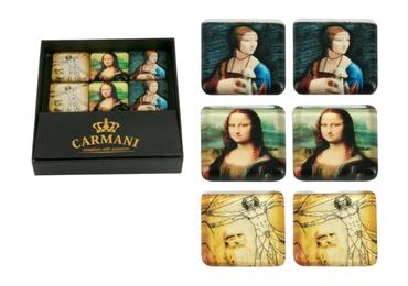 custom Da Vinci MDF Coasters wholesale manufacturer and supplier in China