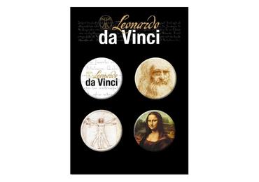 custom Da Vinci Metal Badges wholesale manufacturer and supplier in China