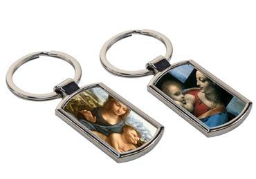 custom Da Vinci Metal Keyring wholesale manufacturer and supplier in China