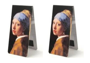 custom Girl With Pearl Earring Bookmarks wholesale manufacturer and supplier in China