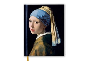 custom Girl With Pearl Earring Journal wholesale manufacturer and supplier in China