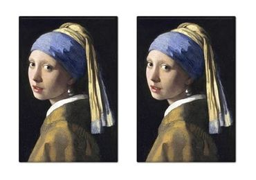 custom Girl With Pearl Earring Magnet wholesale manufacturer and supplier in China