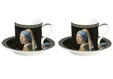 custom Girl With Pearl Earring Porcelain wholesale manufacturer and supplier in China