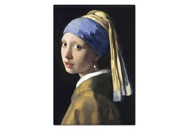 custom Girl With Pearl Earring Poster wholesale manufacturer and supplier in China