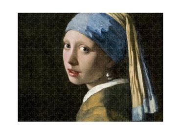 custom Girl With Pearl Earring Puzzle wholesale manufacturer and supplier in China