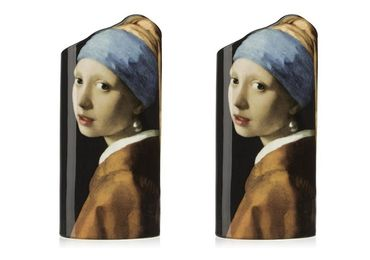 custom Girl With Pearl Earring Vase wholesale manufacturer and supplier in China