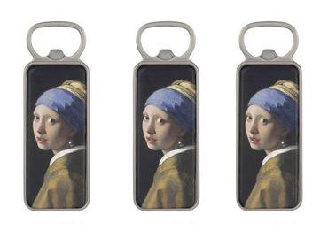 custom Johannes Vermeer Bottle Opener wholesale manufacturer and supplier in China