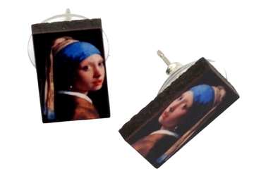 custom Johannes Vermeer Jewelry Earrings wholesale manufacturer and supplier in China
