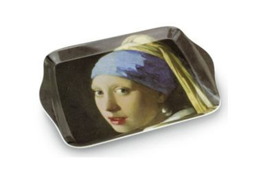 custom Johannes Vermeer Metal Tray wholesale manufacturer and supplier in China