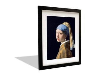 custom Johannes Vermeer Photo Frame wholesale manufacturer and supplier in China
