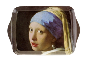 custom Johannes Vermeer Souvenir Tray wholesale manufacturer and supplier in China