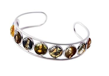 custom Leonardo Da Vinci Bracelet wholesale manufacturer and supplier in China