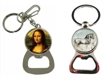 custom Leonardo Da Vinci Keychain wholesale manufacturer and supplier in China