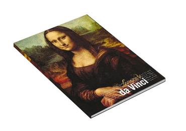 custom Leonardo Da Vinci Notebook wholesale manufacturer and supplier in China