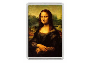 custom Mona Lisa Acrylic Magnet wholesale manufacturer and supplier in China