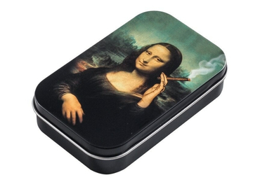 custom Mona Lisa Metal Box wholesale manufacturer and supplier in China