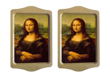 custom Mona Lisa Serving Tray wholesale manufacturer and supplier in China