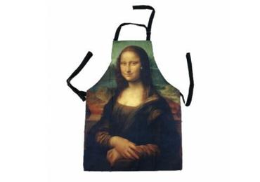 custom Mona Lisa Souvenir Apron wholesale manufacturer and supplier in China