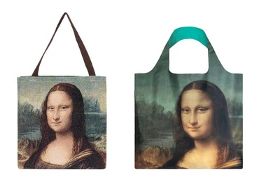 custom Mona Lisa Souvenir Bags wholesale manufacturer and supplier in China