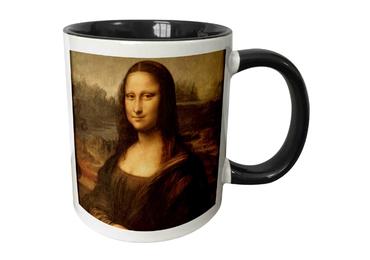 custom Mona Lisa Souvenir Mug wholesale manufacturer and supplier in China