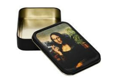 custom Mona Lisa Tinplate Box wholesale manufacturer and supplier in China