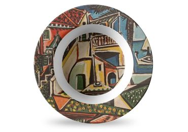 custom Pablo Picasso Ceramic Plate wholesale manufacturer and supplier in China