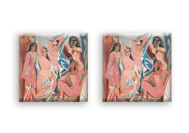 custom Pablo Picasso Fridge Magnet wholesale manufacturer and supplier in China