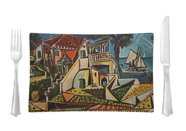 custom Pablo Picasso PP Placemat wholesale manufacturer and supplier in China