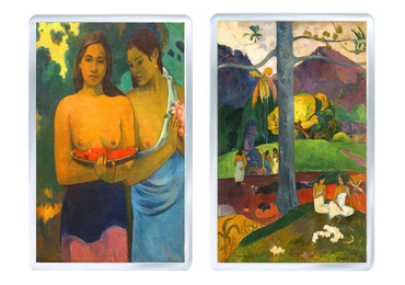 custom Paul Gauguin Acrylic Magnet wholesale manufacturer and supplier in China