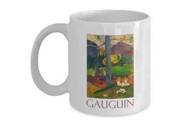 custom Paul Gauguin Ceramic Mug wholesale manufacturer and supplier in China