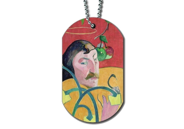 custom Paul Gauguin Dog Tag wholesale manufacturer and supplier in China