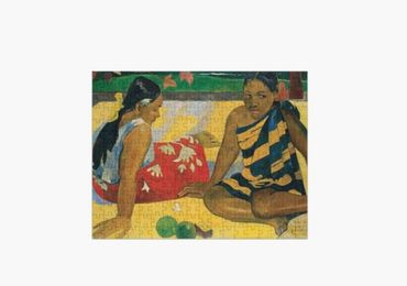 custom Paul Gauguin Jigsaw Puzzles wholesale manufacturer and supplier in China