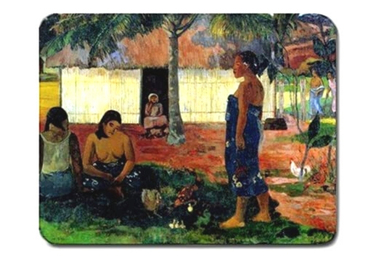 custom Paul Gauguin Plastic Mousepad wholesale manufacturer and supplier in China