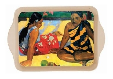 custom Paul Gauguin Serving Tray wholesale manufacturer and supplier in China