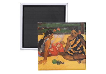 custom Paul Gauguin Souvenir Magnet wholesale manufacturer and supplier in China