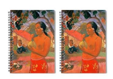 custom Paul Gauguin Souvenir Notebook wholesale manufacturer and supplier in China