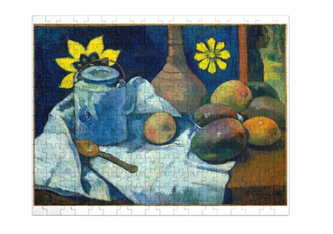 custom Paul Gauguin Souvenir Puzzles wholesale manufacturer and supplier in China